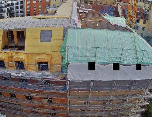 Neubau eines Wohn- und Bürogebäudes mit 2-geschossiger Tiefgarage