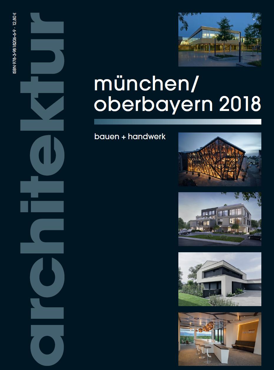 architektur münchen + oberbayern 2018